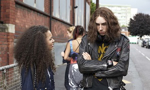 CHANNEL 4 PICTURE PUBLICITY 124 Horseferry Road London SW1P 2TX 020 7306 8685 Skins Yr 5 Ep 2 L-R:  Grace (Jessica Sula) and Rich (Alexander Arnold) Tx:TX Date This picture may be used solely for Channel 4 programme publicity purposes in connection with the current broadcast of the programme(s) featured in the national and local press and listings. Not to be reproduced or redistributed for any use or in any medium not set out above (including the internet or other electronic form) without the prior written consent of Channel 4 Picture Publicity 020 7306 8685