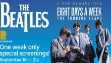 The Beatles: Eight Days a Week di Ron Howard nei cinema dal 15 al 21 settembre