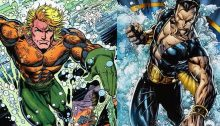 "Marvel vs DC Comics - 10 personaggi ""copiati"""
