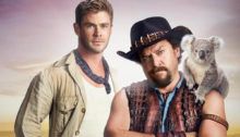 Cast stellare per il fake sequel di Crocodile Dundee