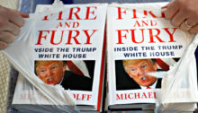 Fire and Fury: il libro su Trump che diventerà una serie TV