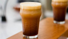 Nitro coffee, la grande novità dell'estate 2018