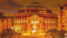 La magnificenza del Royal Albert Hall