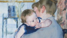 La pittrice Mary Cassatt