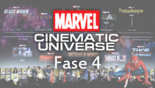Marvel Cinematic Universe Fase 4 - Film, Disney+ e il ritorno di Spidey