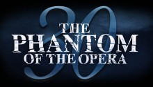 Il trentesimo anniversario di The Phantom of the Opera